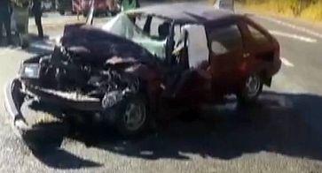 В Пластовском районе в аварии погиб водитель