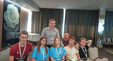 Волонтеры Южноуральска побывали на Всероссийском форуме инклюзивного творчества «Необыкновенные люди»