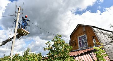 Садоводы могут самостоятельно подключить электричество на своих участках