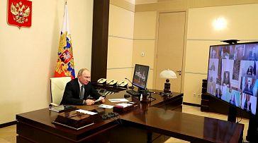 Президент поддержал идею о выходных с 30 октября по 7 ноября